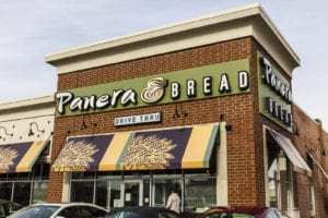 Panera Bread Retail Location
