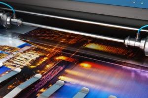 Large Format Printing Banner